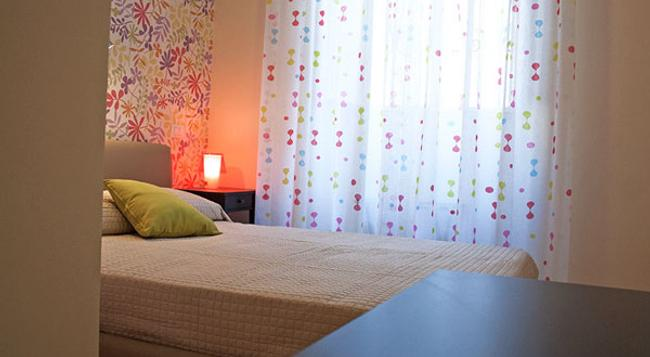 City-in-hostel-b&b - 卡塔尼亞 - 臥室