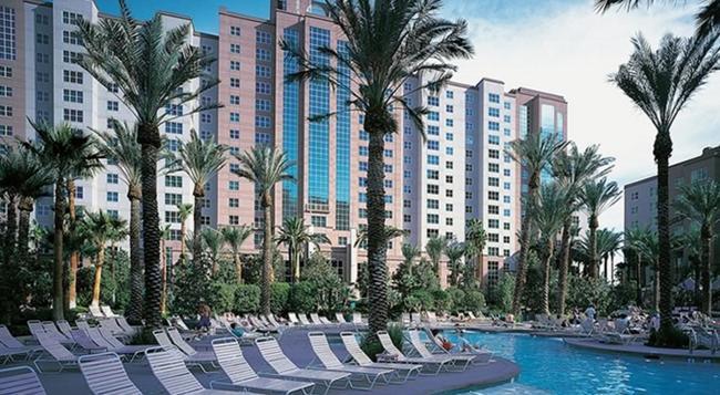 Hilton Grand Vacations at the Flamingo - 拉斯維加斯 - 建築