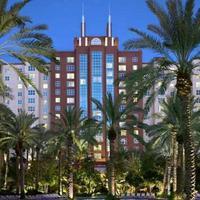 Hilton Grand Vacations at the Flamingo Exterior