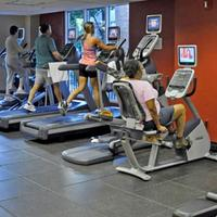 Hilton Grand Vacations at the Flamingo Gym