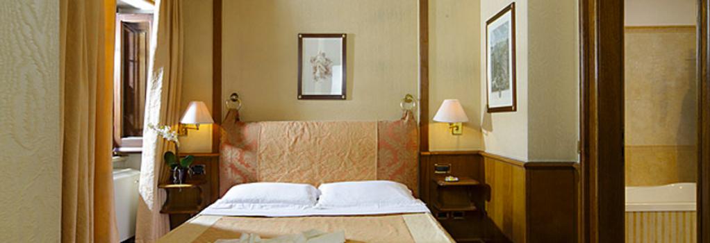 Hotel Pantheon - 羅馬 - 臥室