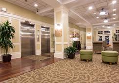 弗吉尼亞大學騎士旅館 - 夏洛茨維爾 - 大廳