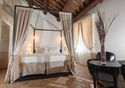 瑞萊斯朱利亞酒店 - 羅馬 - 臥室