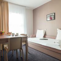 Appart'city Lyon - Part-dieu Villette Guestroom
