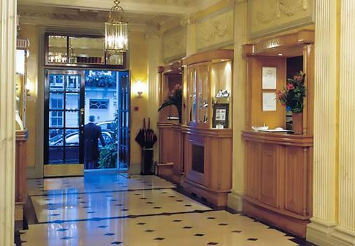 公園街 47 號萬豪酒店公寓俱樂部 - 倫敦 - 櫃檯