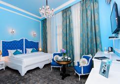 河畔酒店 - 第比利斯 - 臥室