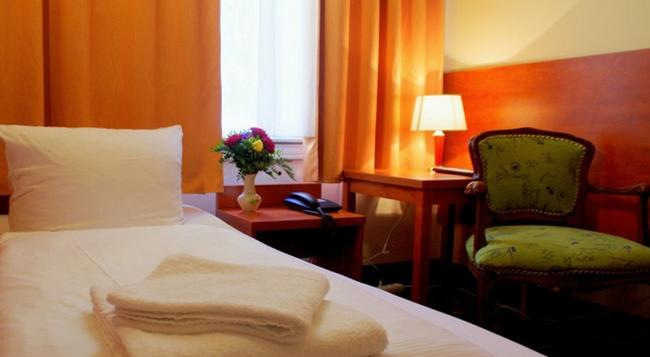 City Hotel am Kurfürstendamm - 柏林 - 臥室