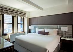 中央公園酒店 - 紐約 - 臥室