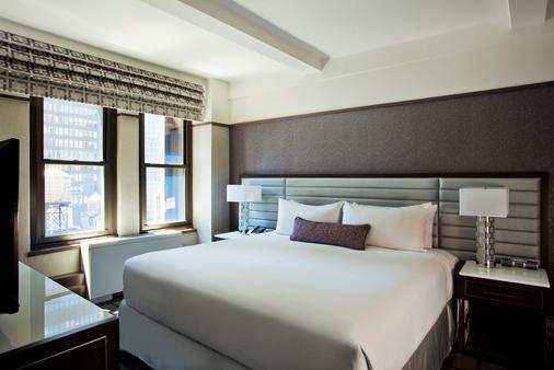 紐約中央公園飯店 - 紐約 - 臥室