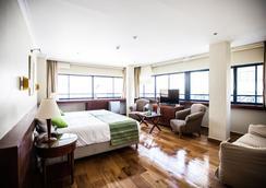 沙尼酒店 - 耶路撒冷 - 臥室