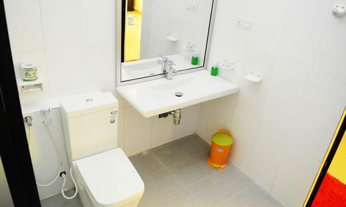 假日飯店 - Mirissa - 浴室