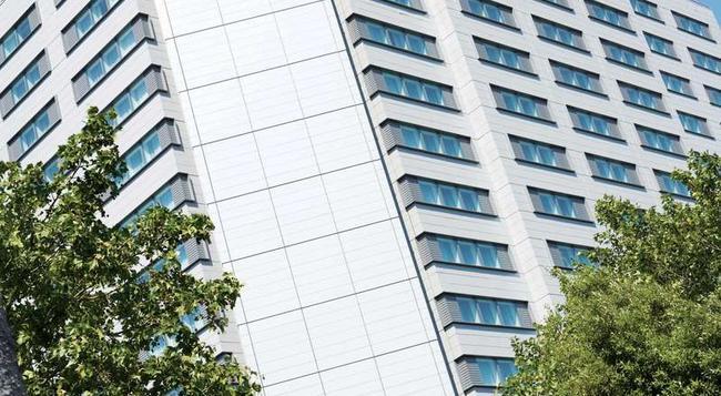 Hilton London Canary Wharf - 倫敦 - 建築