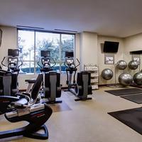 Dallas Marriott Las Colinas Health club