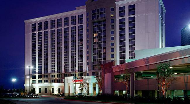 Dallas Marriott Las Colinas - 歐文 - 建築
