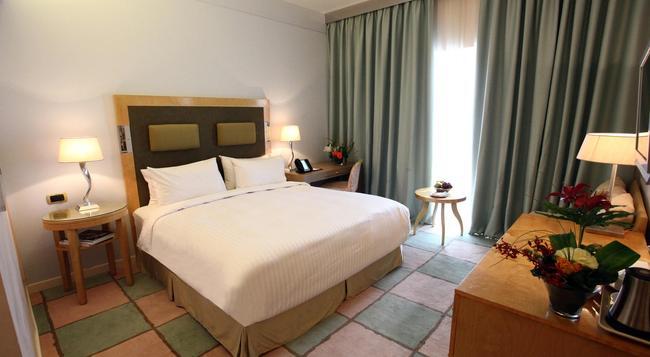 Riviera Hotel Beirut - 貝魯特 - 臥室