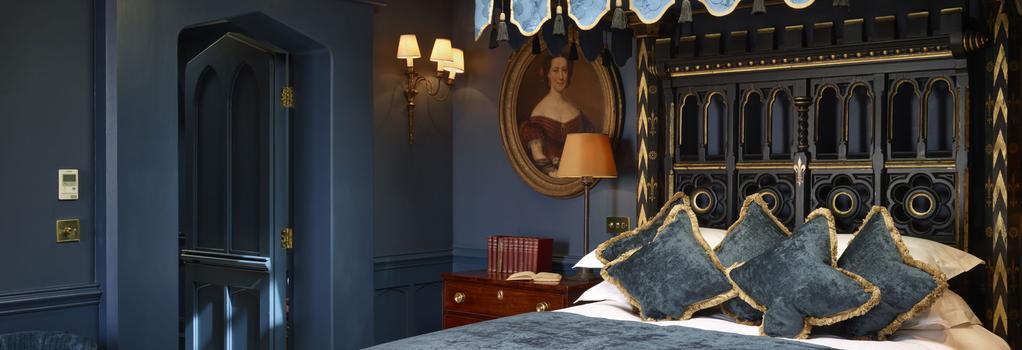 Batty Langley's - 倫敦 - 臥室