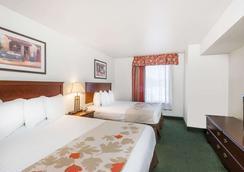 溫德姆豪頓套房酒店 - 查爾斯頓 - 臥室