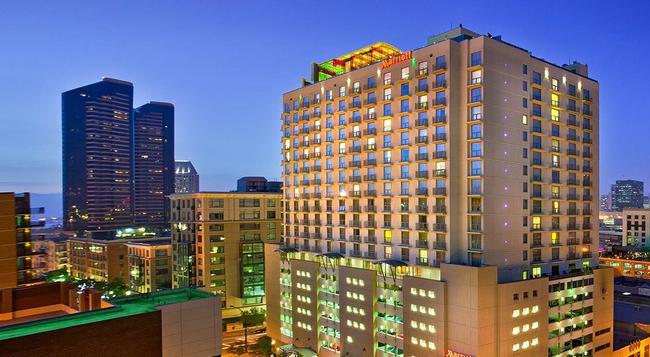 San Diego Marriott Gaslamp Quarter - 聖地亞哥 - 建築