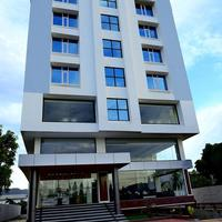 Hotel Bhargav Grand Hotel Front