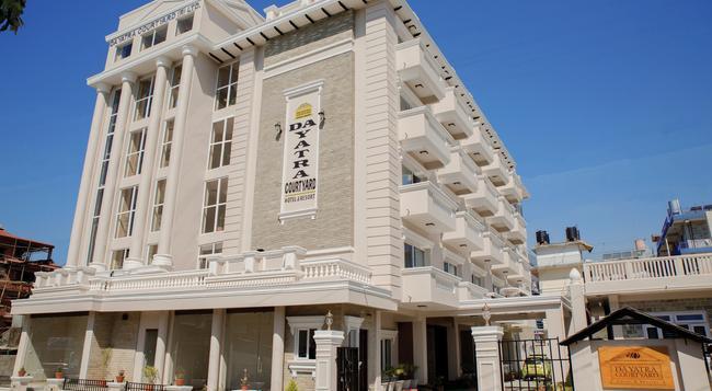 Hotel Da Yatra - 博卡拉 - 室外景
