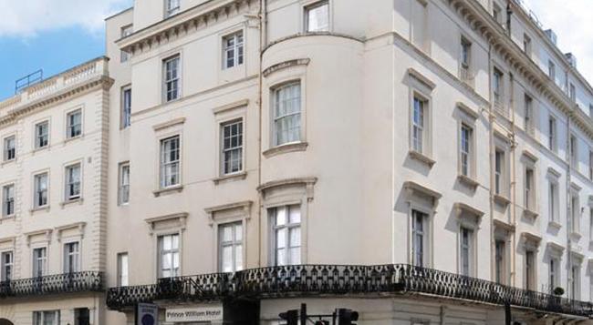 Prince William Hotel - 倫敦 - 建築