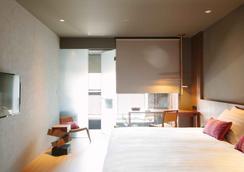 臺北逸寬文旅大安館(Home Hotel Da-An) - 台北 - 臥室