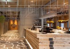 臺北逸寬文旅大安館(Home Hotel Da-An) - 台北 - 餐廳