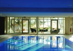 歐斯特坦德阿普斯布姆酒店 - 塞巴特黑靈斯多夫 - 游泳池