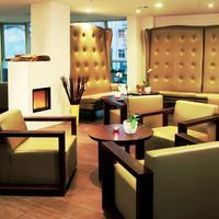 Upstalsboom Hotel Ostseestrand Lounge im Baltic Spa