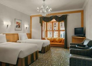 麥加希爾頓酒店