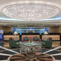 Makkah Hilton Towers Lobby