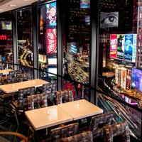New York Marriott Marquis Bar/Lounge