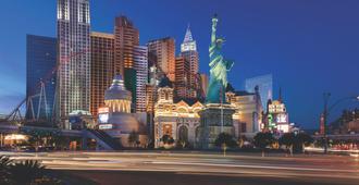 紐約酒店 - 拉斯維加斯 - 建築