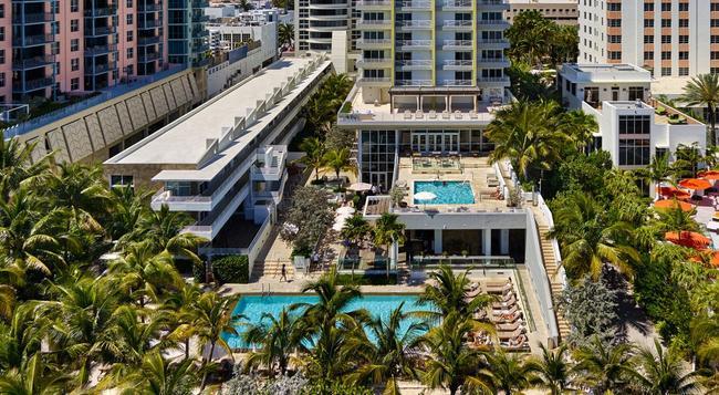 Royal Palm South Beach Miami, a Tribute Portfolio Resort - 邁阿密海灘 - 建築