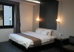 西亚特B酒店 - 釜山 - 臥室