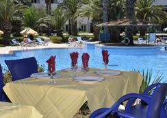 哈馬馬特塞雷爾酒店 - Hammamet - 餐廳