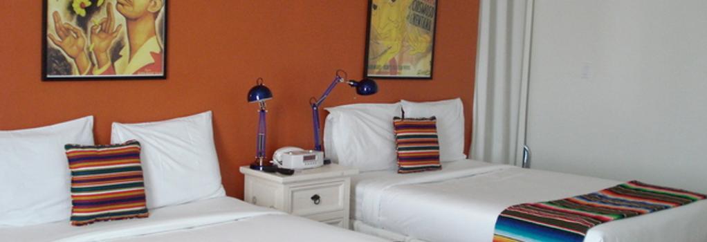 Agave Inn - 聖巴巴拉 - 臥室