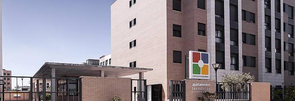 Compostela Suites Apartments - 馬德里 - 建築