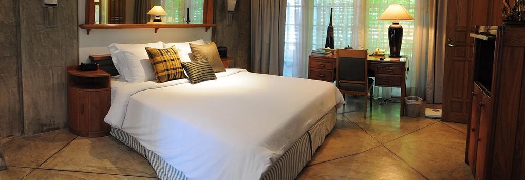 The Babylon Bangkok Bed & Breakfast - 曼谷 - 臥室