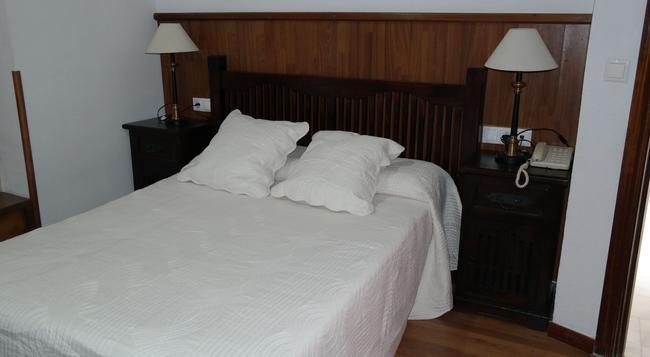 Hotel Gran Plaza - 科爾多瓦 - 臥室