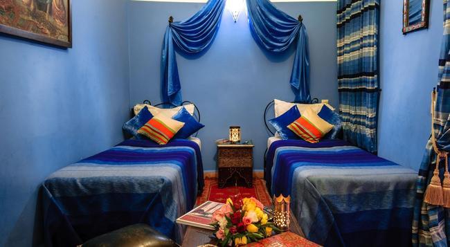 Riad Bahia Marrakech - 馬拉喀什 - 臥室