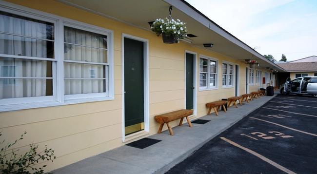 A Western Rose Motel - 科迪 - 建築