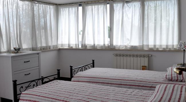 Holidays Macedonia - 羅馬 - 臥室