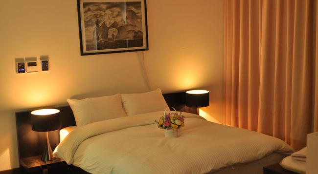 Incheon Airport Air Relax Hotel - 仁川 - 臥室
