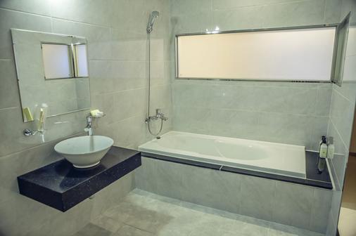 仁川機場天空休閒酒店 - 仁川 - 浴室