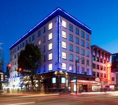 康福特茵溫哥華市區酒店