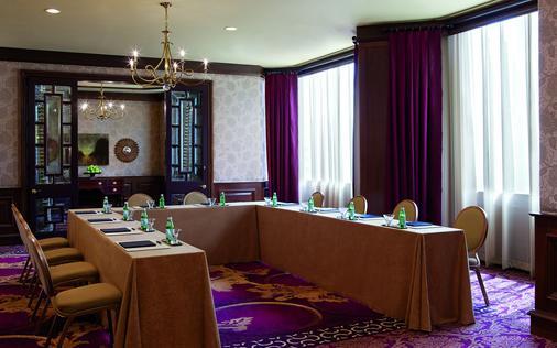 亞特蘭大麗思卡爾頓酒店 - 亞特蘭大 - 會議室