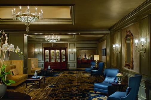 亞特蘭大麗思卡爾頓酒店 - 亞特蘭大 - 大廳
