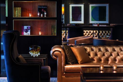 亞特蘭大麗思卡爾頓酒店 - 亞特蘭大 - 客廳