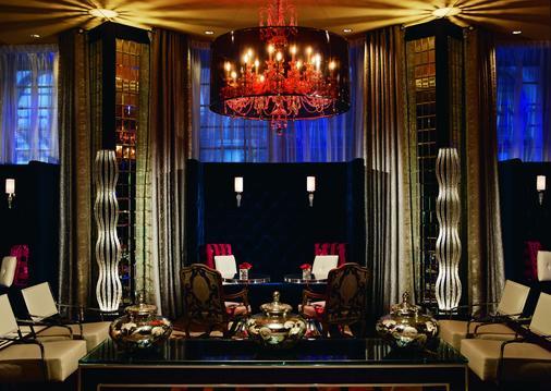 亞特蘭大麗思卡爾頓酒店 - 亞特蘭大 - 休閒室